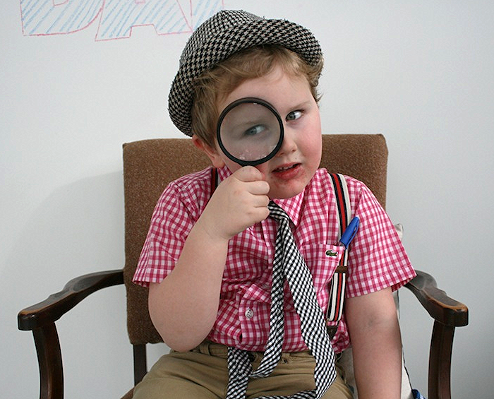 children's spy costume